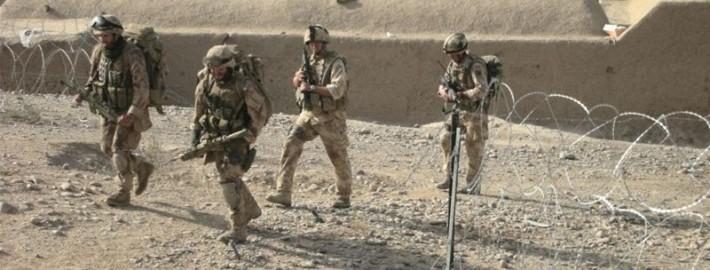 """Záznam o akci u vesnice Shurakain v """"zelené zóně"""" u řeky Helmand(z britského dokumentu o udělení válečného kříze) sice zní jak z hvězd a pruhů , ale stejně je popis..."""