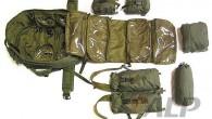 Batoh I Batoh medika SOGu,který byl vyvinut na přímou zakázku zdravotníka jednotky SOG. Obsah používaný v Afghánistánu: Zdravotnický batoh (obsahuje materiál na zvládnutí jednoho těžkého zranění a dvou lehčích -...