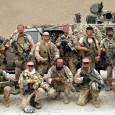 """První týdny v Afghánistánu strávili vojenští speciálové přípravou na boj s talibanci. """"Po ohlášení operační připravenosti jsme s britskými speciály, Navy Seal a ODA zelenými barety vyrazili zajistit nepřátelské objekty,..."""