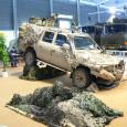 Vojenská policie vystavovala výzbroj a vozidla na výstavě IDET 2009. Zdroj: Andrej Krugler, Paweł K. Malicki,picasa